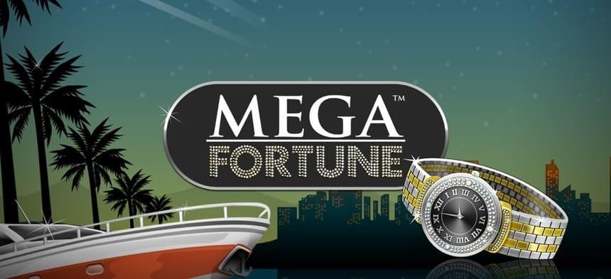 Mega Fortune från NetEnt